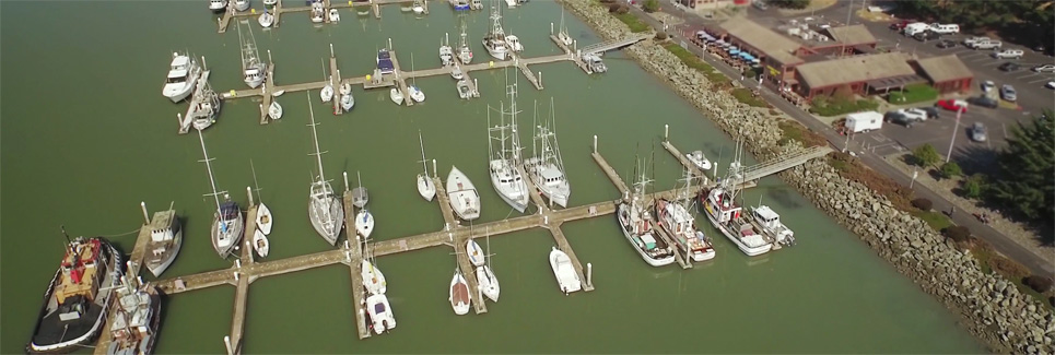 Woodley Island Harbor